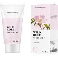 Pharmaverde Wildrose Handcreme, 50 ML, Maier Pharma Vertrieb GmbH