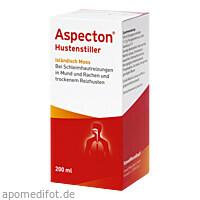 Aspecton Hustenstiller, 200 ML, Hermes Arzneimittel GmbH