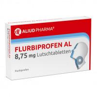 Flurbiprofen AL 8.75 mg Lutschtabletten, 24 ST, Aliud Pharma GmbH