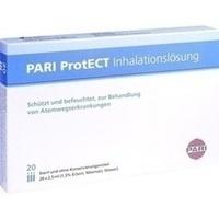PARI ProtECT Inhalationslösung mit Ectoin 20x2.5ml, 20X2.5 ML, Pari GmbH