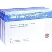 PARI ProtECT Inhalationslösung mit Ectoin 60x2.5ml, 60X2.5 ML, Pari GmbH