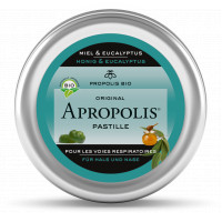 Propolis Pastillen Eukalyptus Honig APROPOLIS, 40 G, Lemon Pharma GmbH & Co. KG