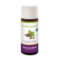 Erkältungsduft Massageöl Bio, 50 ML, Taoasis GmbH Natur Duft Manufaktur