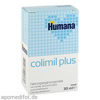 HUMANA colimil plus Fläschchen mit Dosierpipette, 30 ML, Humana Vertriebs GmbH