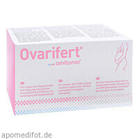 amitamin Ovarifert PCOS, 120 ST, Active Bio Life Science GmbH