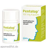 PENTATOP 100 mg Kapseln Hartkapseln, 50 ST, Pädia GmbH
