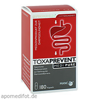 FROXIMUN TOXAPREVENT MEDI PURE, 180 ST, Froximun AG