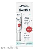 Hyaluron Lippen-Volumenpflege marsala 7ml, 7 ML, Dr. Theiss Naturwaren GmbH