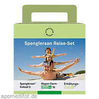 Spenglersan Reise Set 1x10 2x20ml Tropfen, 1 P, Spenglersan GmbH