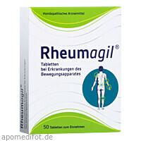 Rheumagil, 50 ST, Heilpflanzenwohl GmbH