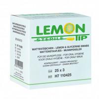 LEMON TIP Clean Lemon-Glycerin Wattestäbchen 150mm, 25X3 ST, Diaprax GmbH