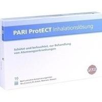 PARI ProtECT Inhalationslösung mit Ectoin 10x2.5ml, 10X2.5 ML, Pari GmbH
