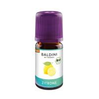Baldini BioAroma Zitrone Bio/demeter, 5 ML, Taoasis GmbH Natur Duft Manufaktur