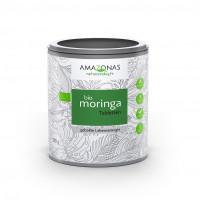 Moringa 100% Bio Tabletten a 400mg pur, 120 G, Amazonas Naturprodukte Handels GmbH