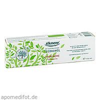 alkmene Teebaum Zahncreme, 100 ML, Mann & Schroeder GmbH