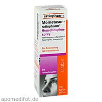 Mometason-ratiopharm Heuschnupfenspray, 18 G, ratiopharm GmbH
