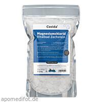 Magnesiumchlorid Vitalbad Zechstein, 2.5 KG, Casida GmbH & Co. KG