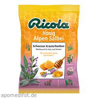 Ricola mZ Honig Alpen Salbei, 75 G, Queisser Pharma GmbH & Co. KG