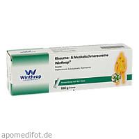 Rheuma- & Muskelschmerzcreme Winthrop, 100 G, Zentiva Pharma GmbH