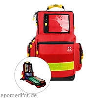 Notfall-Rucksack LARGE Inhalt MEDI, 1 ST, Gramm Medical Healthcare GmbH