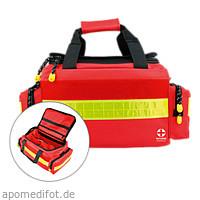Notfalltasche OFFICE rot Inhalt OFFICE, 1 ST, Gramm Medical Healthcare GmbH