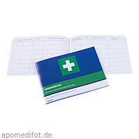 Verbandbuch DIN A 5, 1 ST, Gramm Medical Healthcare GmbH