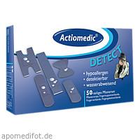 Actiomedic DETECT Pflasterset 50-tlg., 1 ST, Gramm Medical Healthcare GmbH