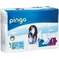 Bio Windeln New Born 2-5kg Pinguin - PINGO SWISS, 27 ST, Don Dandrea Deutschland AG
