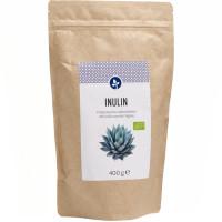 INULIN 100% Bio Pulver, 400 G, Aleavedis Naturprodukte GmbH