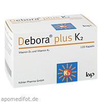 Debora plus K2, 120 ST, Köhler Pharma GmbH