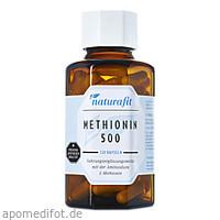 Naturafit Methionin 500, 120 ST, Naturafit GmbH
