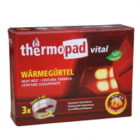 Thermopad Wärmegürtel, 3 ST, Dr.Dagmar Lohmann Pharma + Medical GmbH