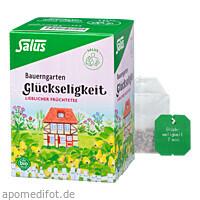 Bauerngarten-Tee Glückseligkeit Früchtetee Salus, 15 ST, Salus Pharma GmbH