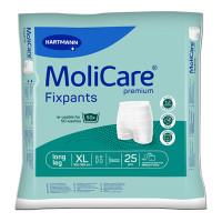 MoliCare Premium Fixpants long leg Gr. XL, 25 ST, Paul Hartmann AG