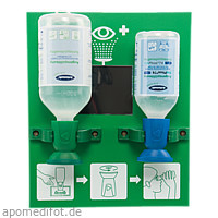 Actiomedic EYE CARE Augenspülstation Double II, 500 ML, Gramm Medical Healthcare GmbH