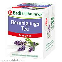 Bad Heilbrunner Beruhigungs Tee mit Lavendelblüten, 8X1.0 G, Bad Heilbrunner Naturheilm. GmbH & Co. KG