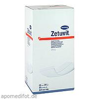 ZETUVIT Saugkompresse steril 10x20 cm, 25 ST, B2b Medical GmbH