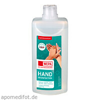 WEPA Handdesinfektion 500 ml, 500 ML, Wepa Apothekenbedarf GmbH & Co. KG