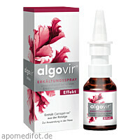 algovir Effekt Erkältungsspray, 20 ML, Hermes Arzneimittel GmbH