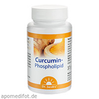 Curcumin-Phospholipid Dr. Jacob's, 60 ST, Dr.Jacobs Medical GmbH