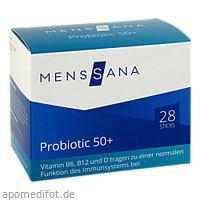 Probiotic 50+ MensSana, 28 ST, MensSana AG