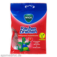 WICK Rachendrachen Kirsche, 75 G, Dallmann's Pharma Candy GmbH