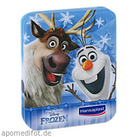 Hansaplast Frozen Promo Box, 16 ST, Beiersdorf AG