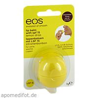 eos Lemon Drop Lip LSF 15 Blister, 1 ST, Wepa Apothekenbedarf GmbH & Co. KG