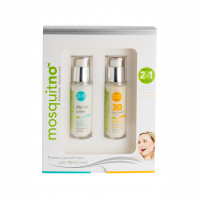 MosquitNo Sonnencreme SPF30 + Aftersun Lotion Set, 2X50 ML, MosquitNo BV