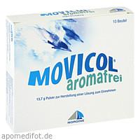 MOVICOL aromafrei, 10 ST, Norgine GmbH