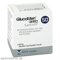 GLUCOMEN areo Sensor Teststreifen, 50 ST, 1001 Artikel Medical GmbH