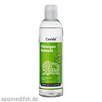Kokosöl flüssig pur & natürlich, 250 ML, Casida GmbH & Co. KG