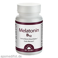 Melatonin B12 Dr. Jacob's, 60 ST, Dr.Jacobs Medical GmbH