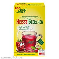APODAY Heiße Beerchen+Vit.C+Zink+Magnesium Pulver, 10X10 G, Wepa Apothekenbedarf GmbH & Co. KG